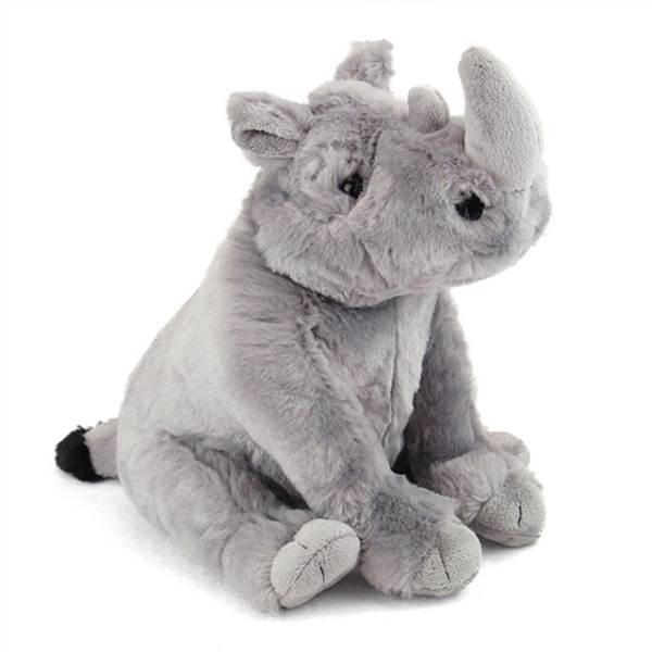 Custom Stuffed Animal Rhino plush toys manufacturer