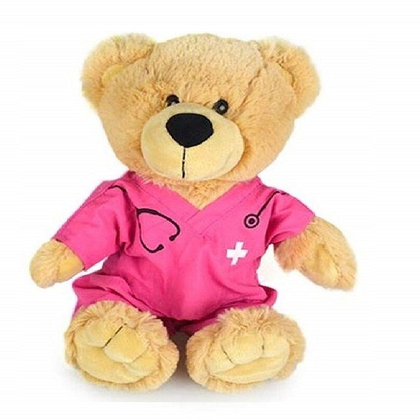 China Personalized wholesale promotional Doctor design teddy bear toys