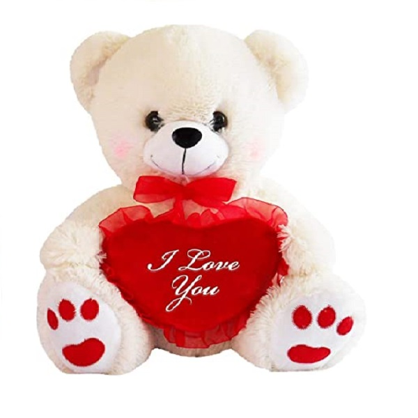 New design factory directed Novelty cute Plush Valentine Bear Toy Wholesale Manufacturer